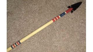 Hupa/Yurok Replica Arrow SOLD