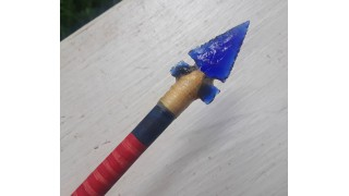 Replica Blue Hupa Arrow SOLD