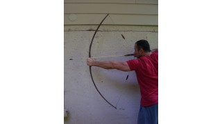 Hickory Hunter Bow 2 SOLD