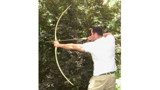 White Ash Longbow