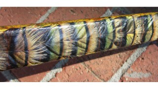 Turkey Feather Bow