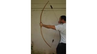 48-lb Yew Longbow
