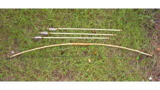 Kids Bow and 3 Arrows SOLD