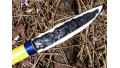 Black & White Glass Knife (NEW!)